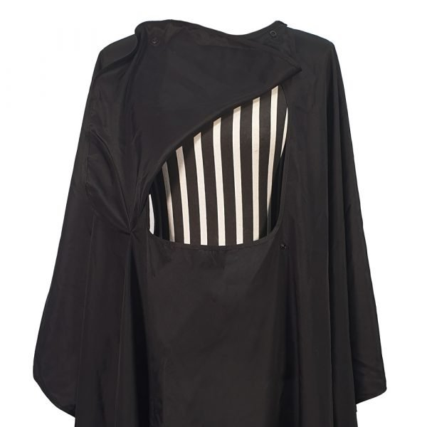 BF Cape Breastfeeding Hair dressing Cape with open flap